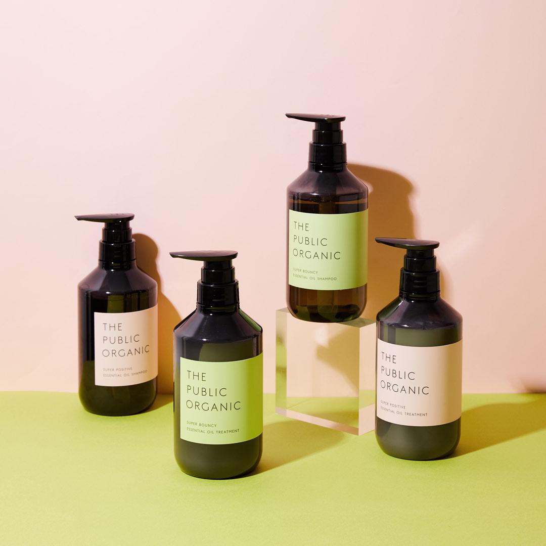 乾燥・ストレス髪の水分保持力をサポート! THE PUBLIC ORGANICのヘアトリートメントをご紹介に関する画像1