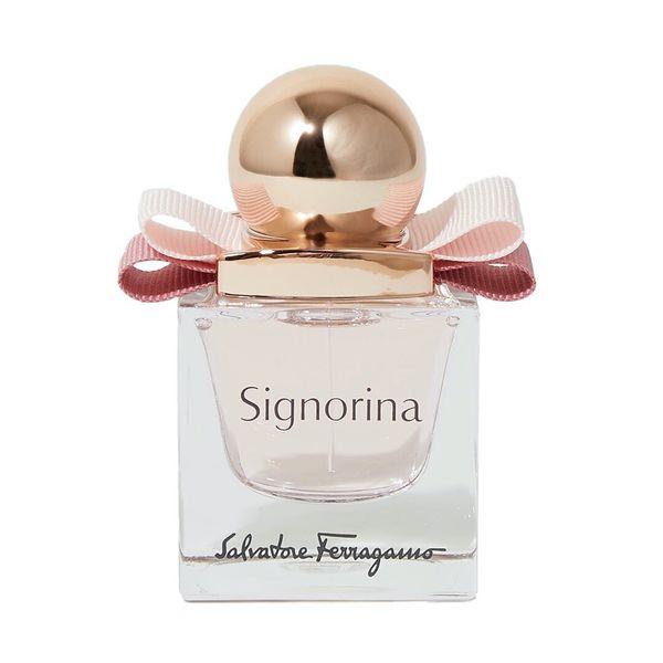 サルヴァトーレ フェラガモから人気の香水『ミニ シニョリーナ オーデパルファム』をご紹介に関する画像11