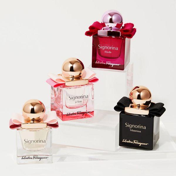 サルヴァトーレ フェラガモから人気の香水『ミニ シニョリーナ オーデパルファム』をご紹介に関する画像1