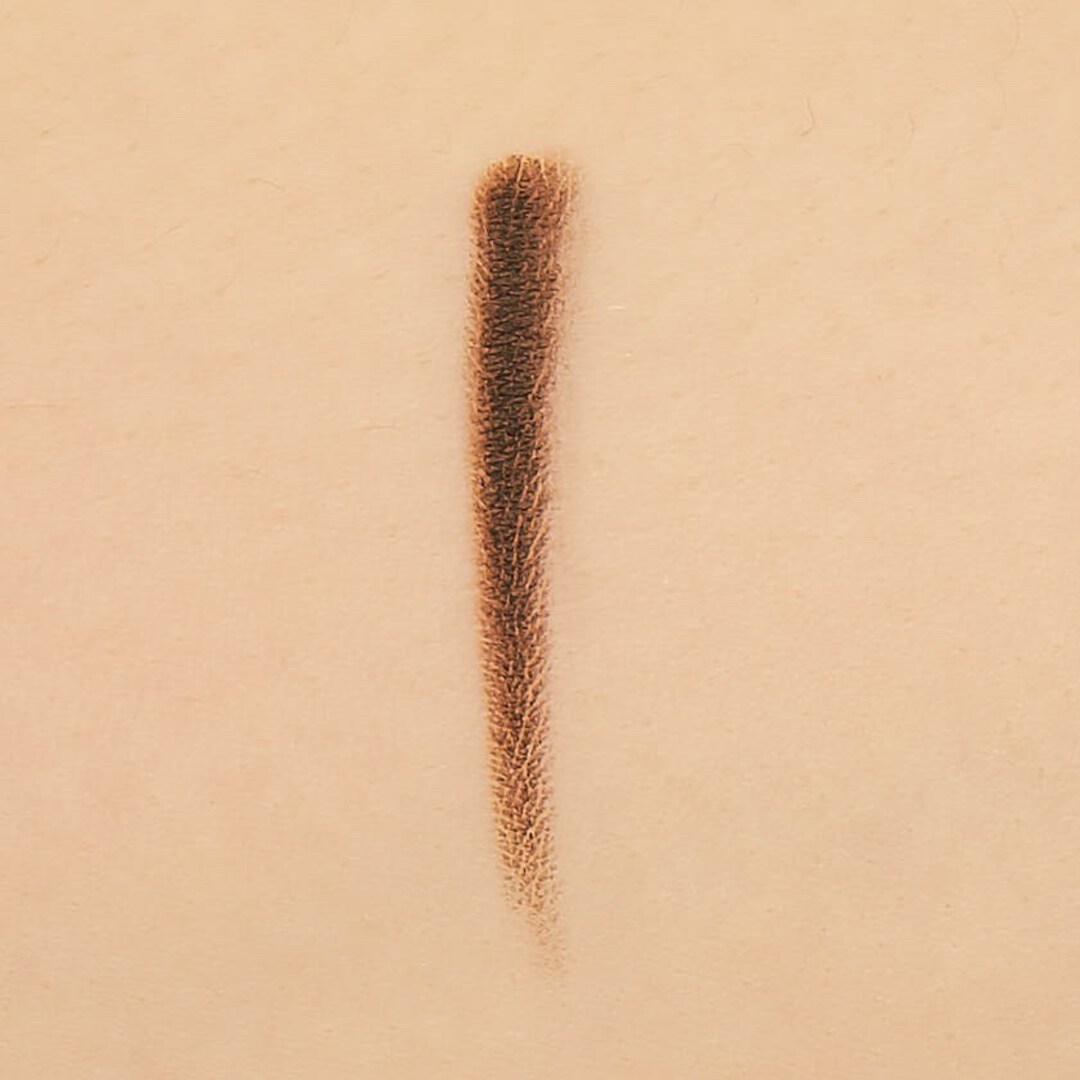 ちふれ『アイライナー ペンシル くり出し式 23 ダークブラウン』の使用感をレポに関する画像12