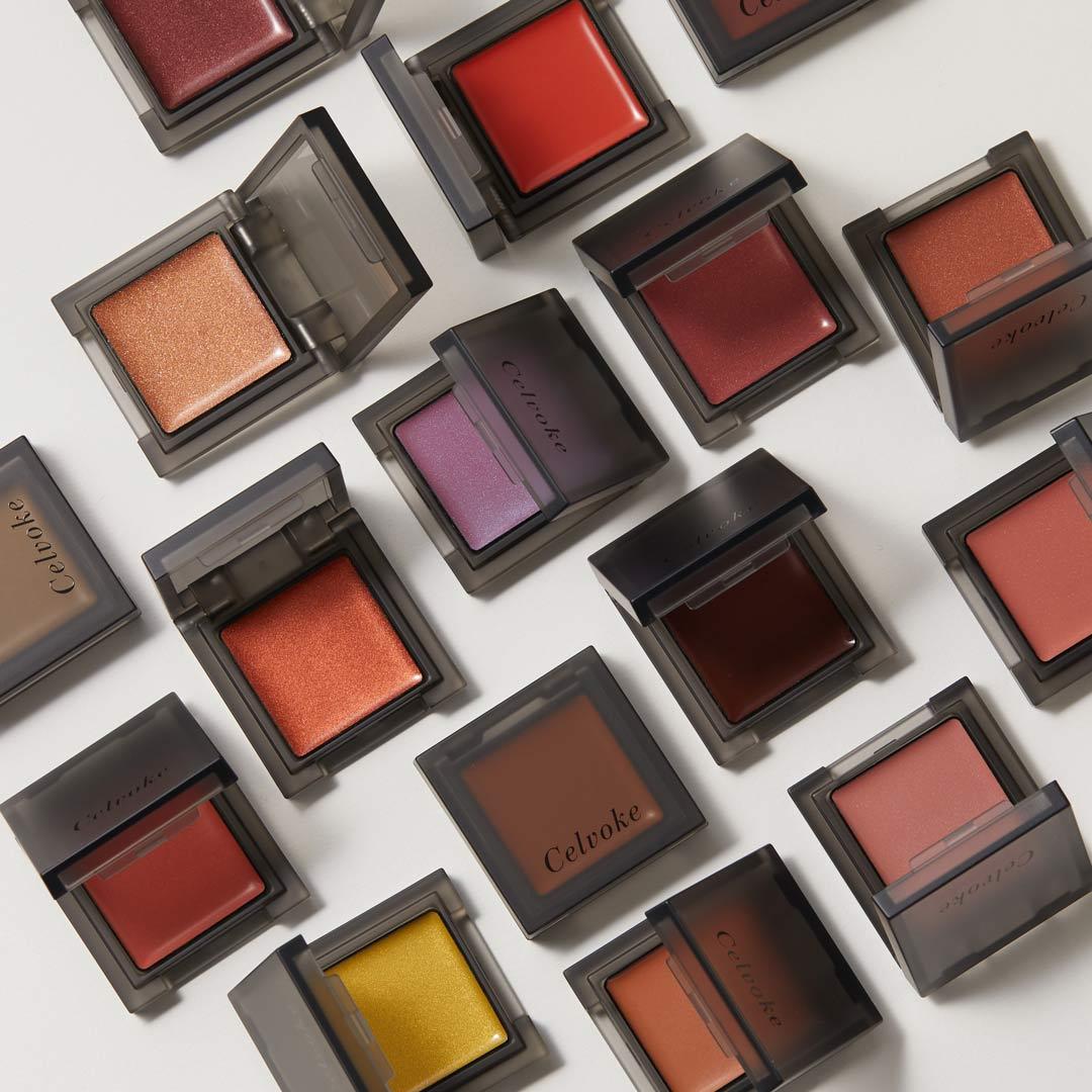 秋メイクはこれで決まり♡ Celvoke(セルヴォーク)『インフィニトリー カラー 07 サンド』をレポに関する画像1