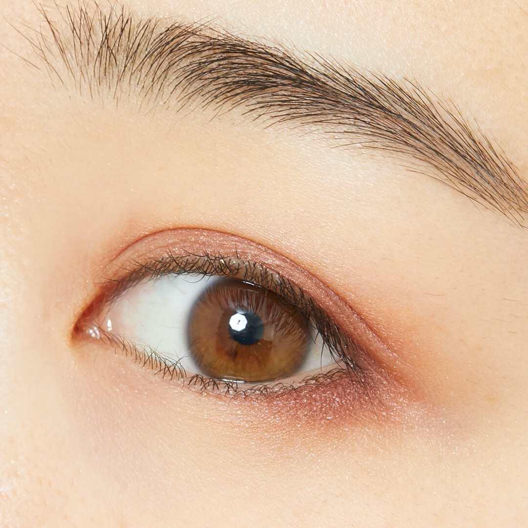 絶妙カラーが大人気! Celvoke(セルヴォーク)『ヴォランタリーアイズ 15 ブラウンボルドー』の使用感をレポに関する画像8