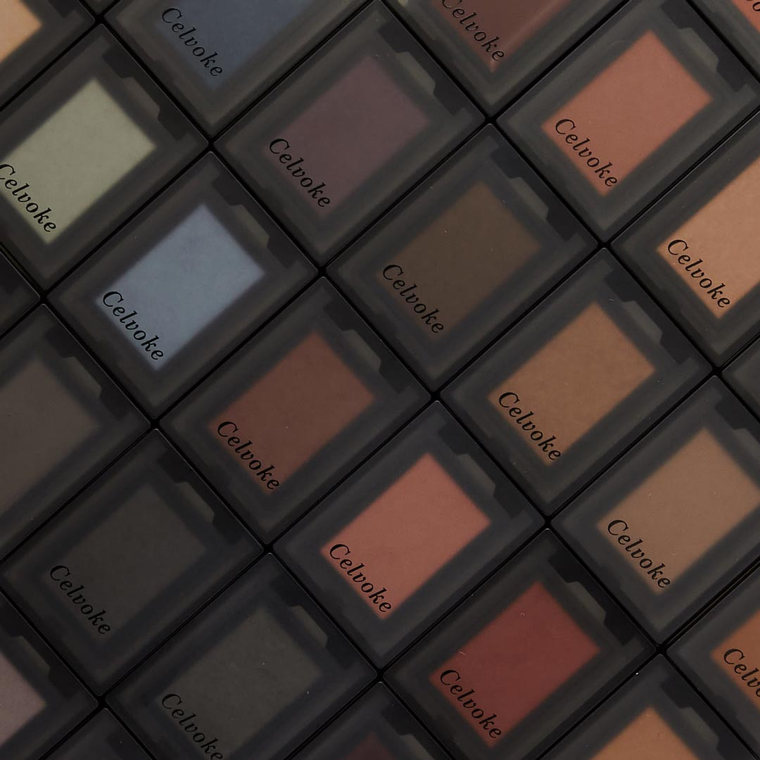 絶妙カラーが大人気! Celvoke(セルヴォーク)『ヴォランタリーアイズ 15 ブラウンボルドー』の使用感をレポに関する画像15