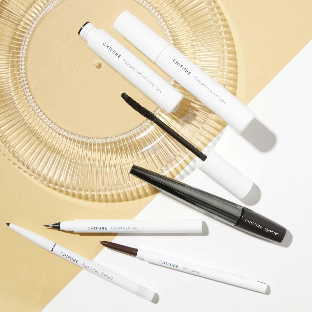 筆ペンタイプのアイライナー。 ちふれ『リキッドアイライナー筆ペンタイプ BR 30』の使用感レポに関する画像1