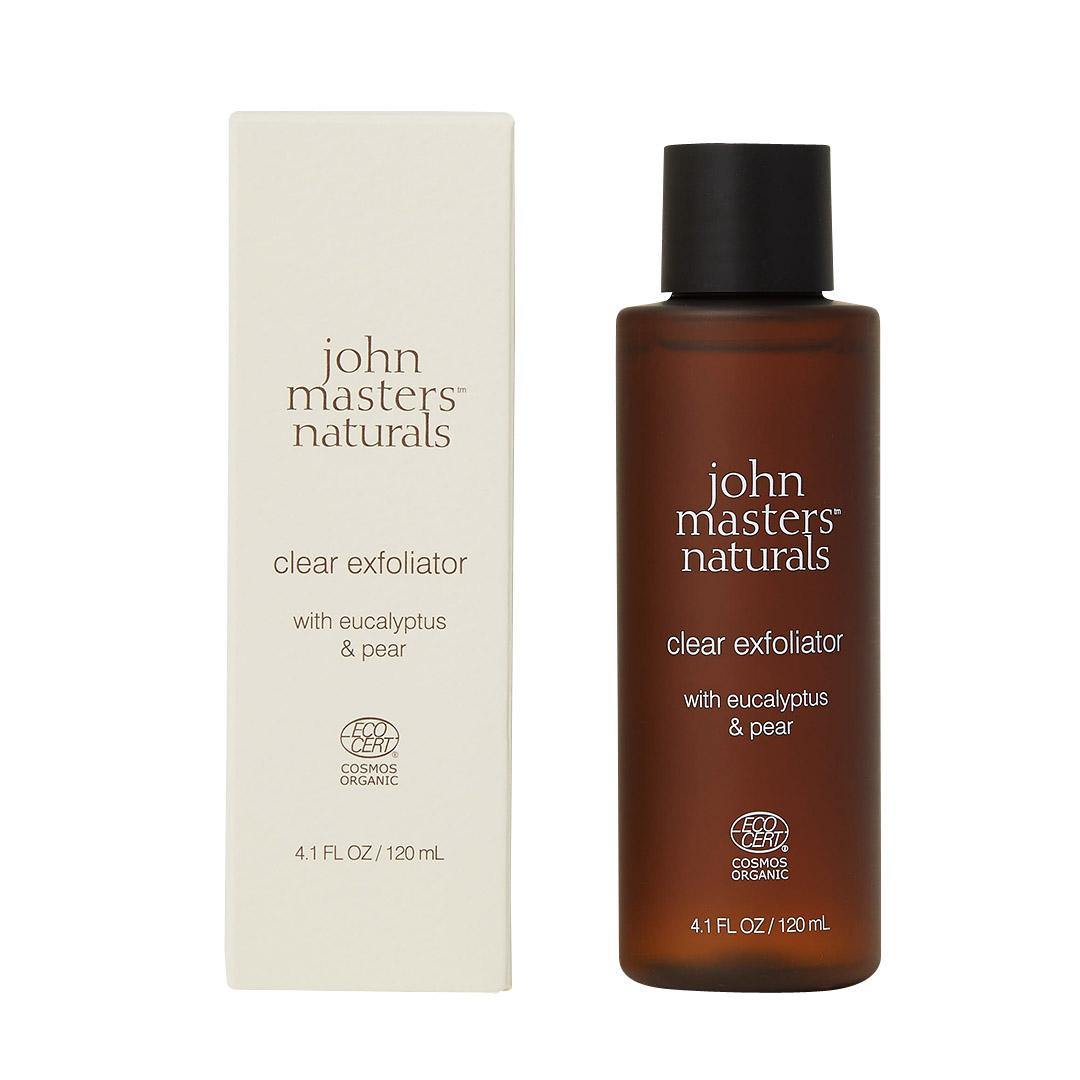 john masters organics(ジョンマスターオーガニック)『E&Pクリアエクスフォリエイター』をレポ!に関する画像4