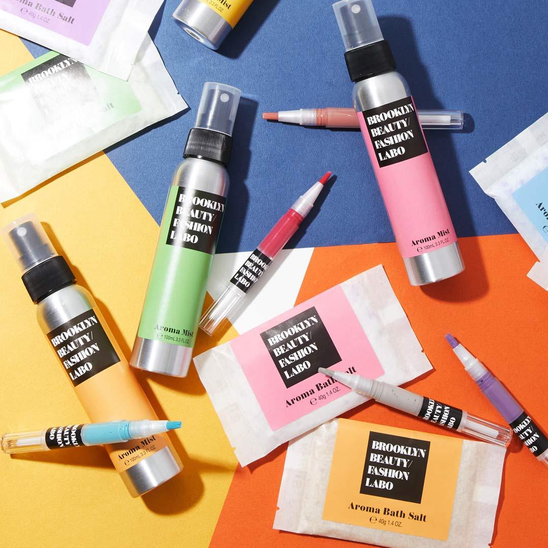 Brooklyn Beauty Fashion Labo(ブルックリンビューティーファッションラボ)『アロマバスソルト パープル』の使用感をレポ!に関する画像17