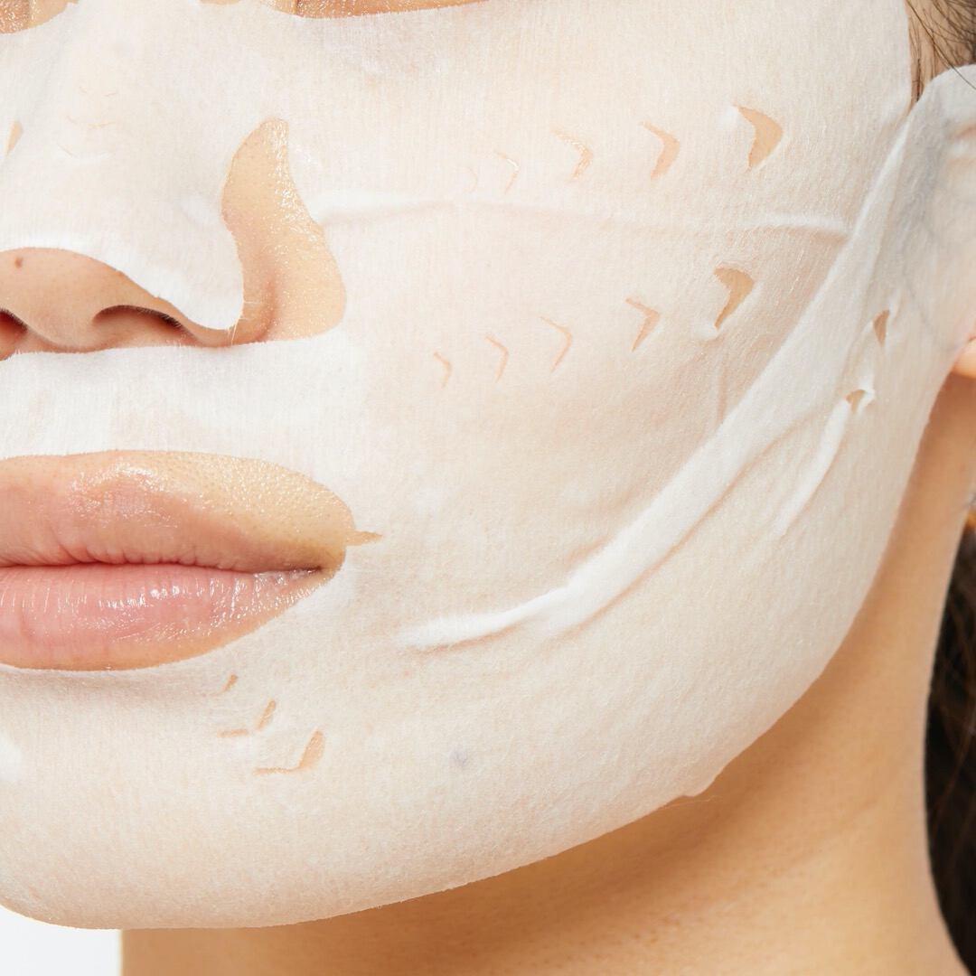 保湿成分配合で肌にうるおいを与える! MEDIHEAL(メディヒール)『テンション フレックス ハイドラマスク』の使用感をレポに関する画像11