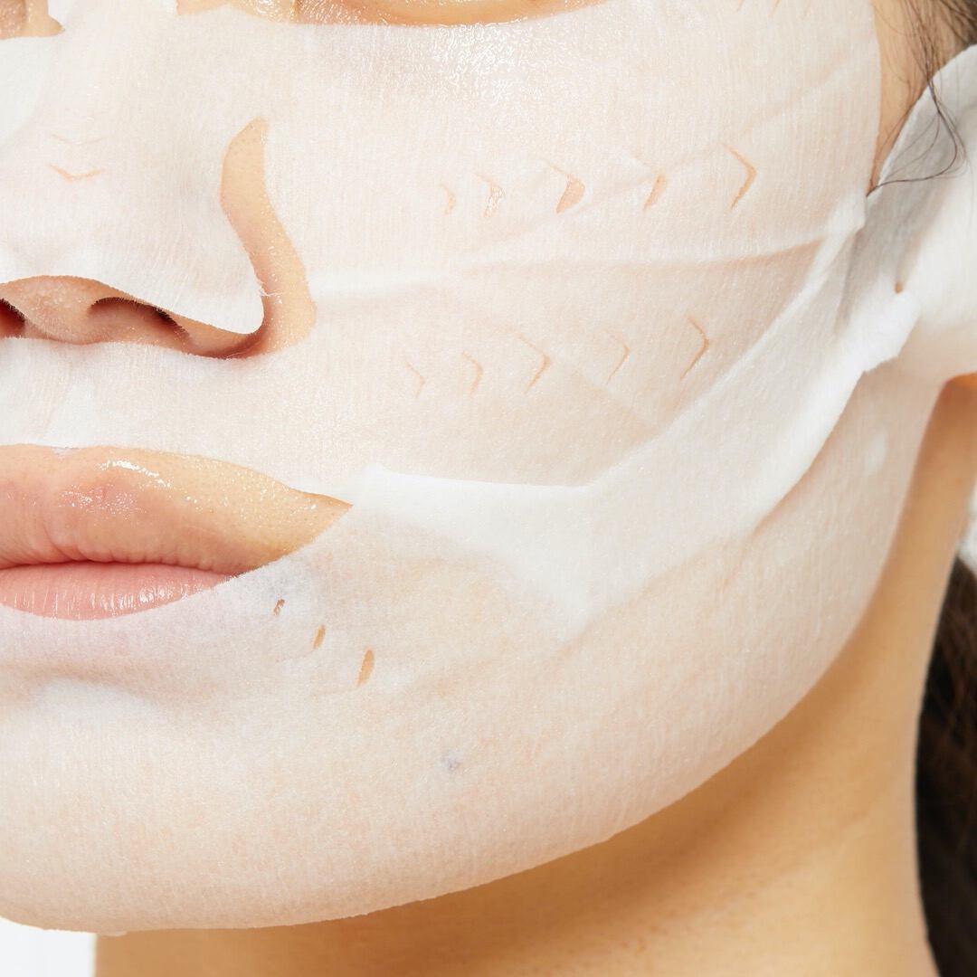肌荒れを防ぐ、MEDIHEAL(メディヒール)『テンション フレックス リラックシングマスク』の使用感をレポに関する画像11