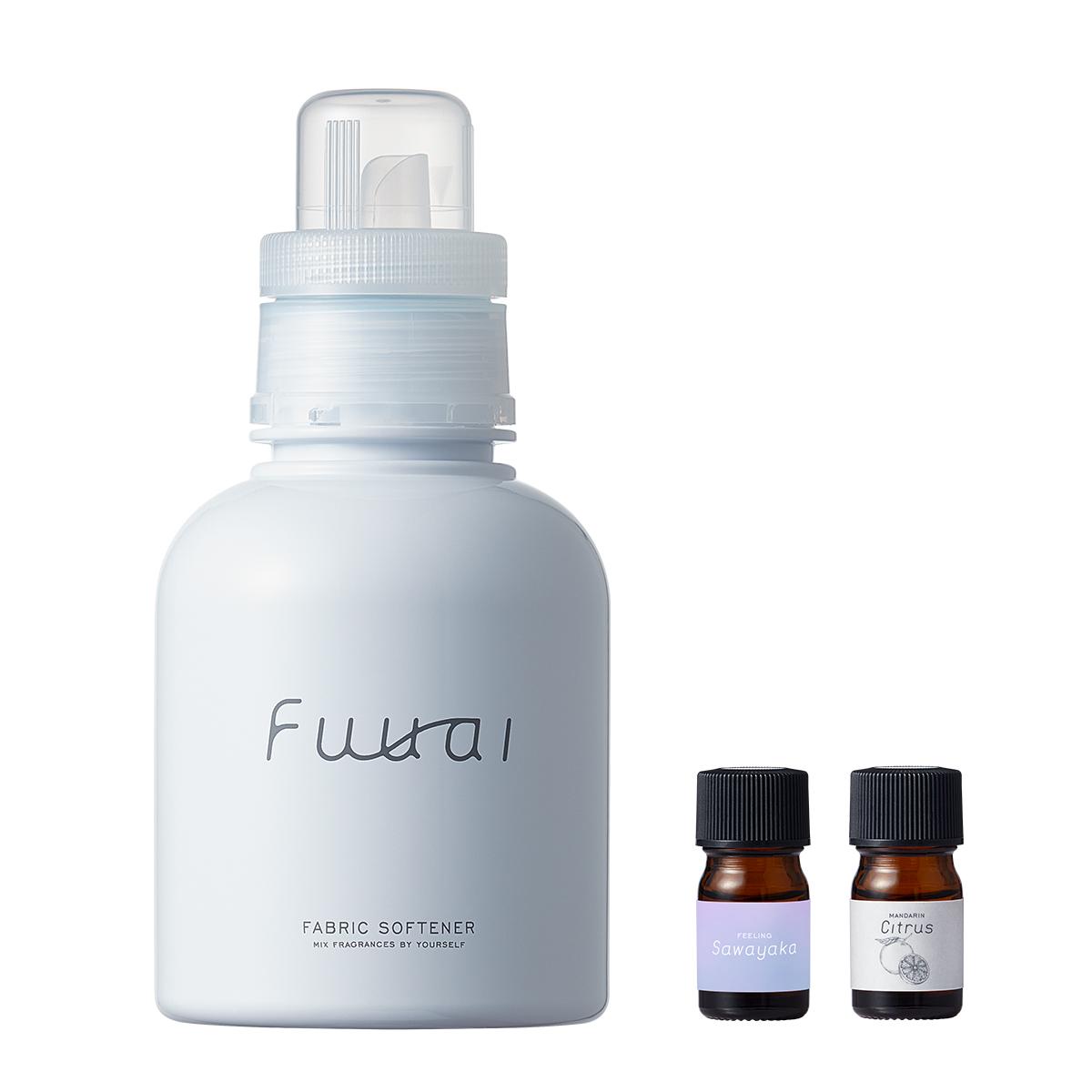 Fuuai(フウアイ)『自分だけの香りを手づくりできる柔軟剤 Sawayaka×Citrus』をレポ!に関する画像4