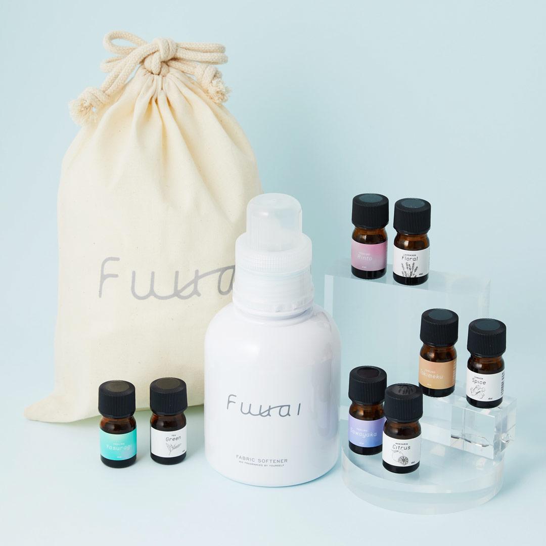Fuuai(フウアイ)『自分だけの香りを手づくりできる柔軟剤 Sawayaka×Citrus』をレポ!に関する画像1
