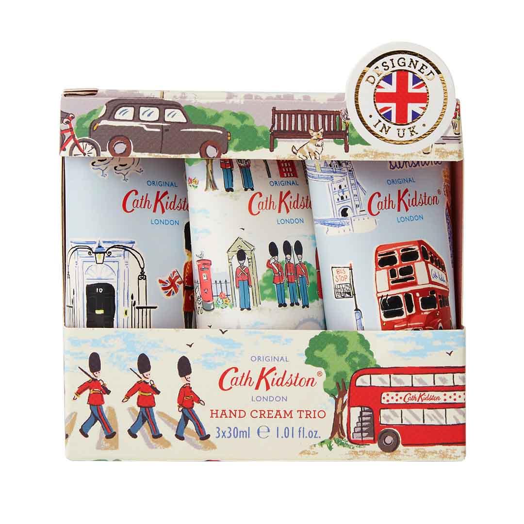 CathKidtson(キャス・キッドソン)『ハンドクリーム トリオ ロンドン』の使用感をレポ!に関する画像4