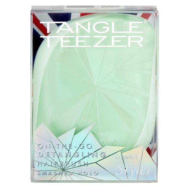 TANGLE TEEZER(タングルティーザー)『コンパクトスタイラー ミントジュエル』をレポ!に関する画像1