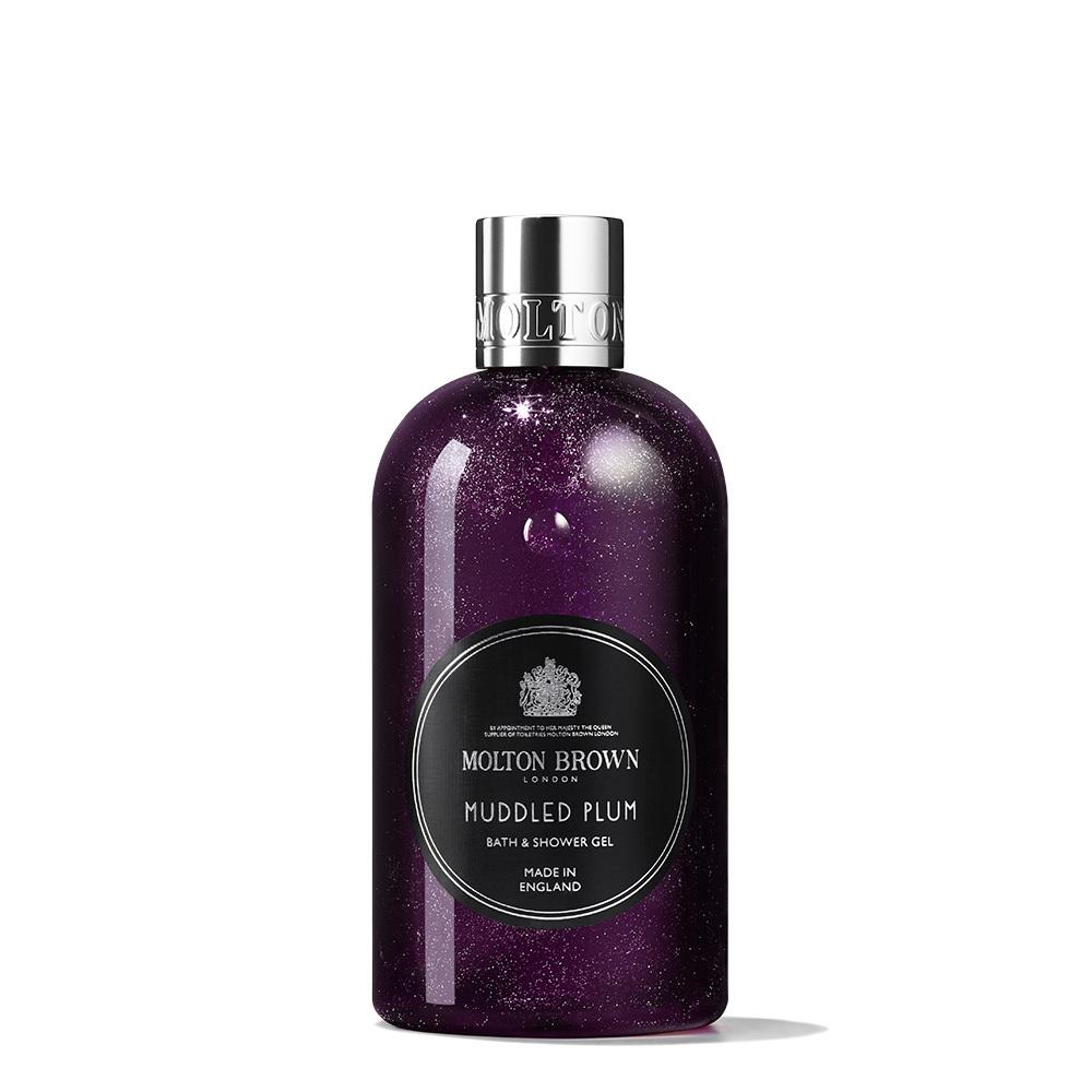 ホリデーカクテルをイメージした香り。モルトンブラウン『マドルドプラム バス&シャワージェル』をご紹介に関する画像1