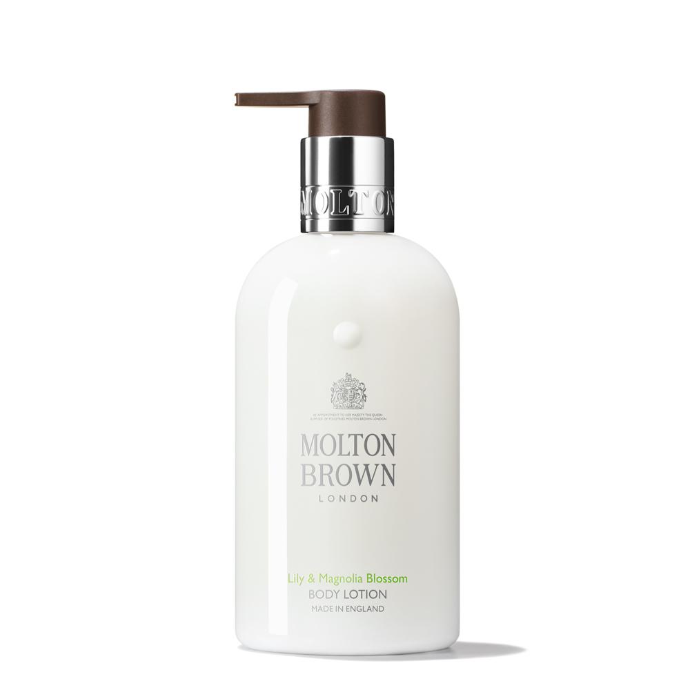 自然の花束のような香りで肌をうるおすMOLTON BROWN(モルトンブラウン)『リリー&マグノリアブロッサム コレクション ボディローション』の使用感をレポに関する画像4