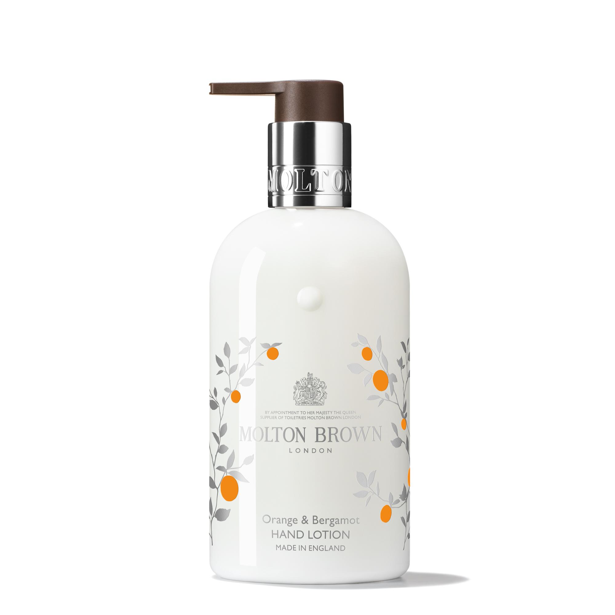 上品なシトラスな香りに癒やされるMOLTON BROWN(モルトンブラウン)『オレンジ&ベルガモット ハンドローション』の使用感をレポに関する画像1