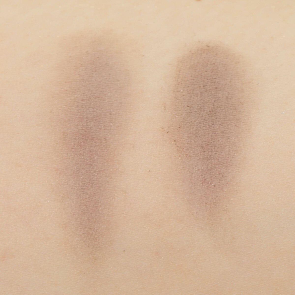 セザンヌ『パウダリーアイブロウ P3 チャコールグレー』の使用感をレポに関する画像5