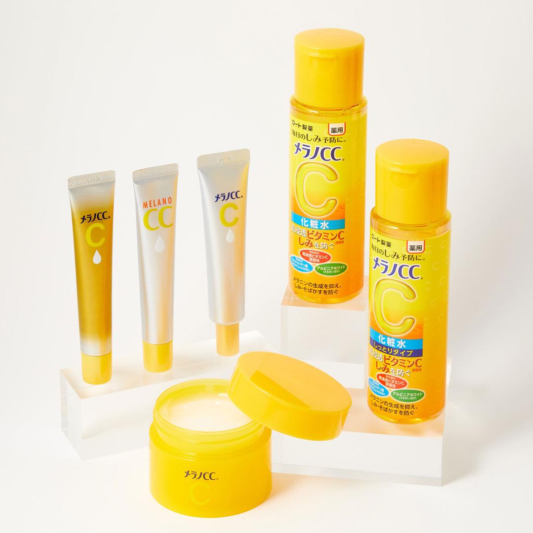 メラノCC『薬用しみ対策 美白化粧水 しっとりタイプ』の使用感をレポ!に関する画像1