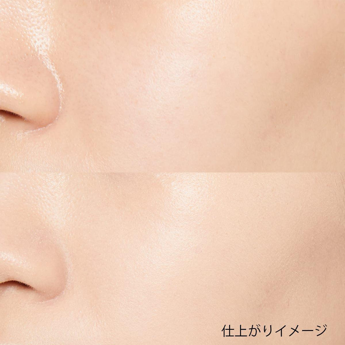 KATE(ケイト)『レアペイントファンデーションN 01 やや明るめの色』の使用感をレポに関する画像4