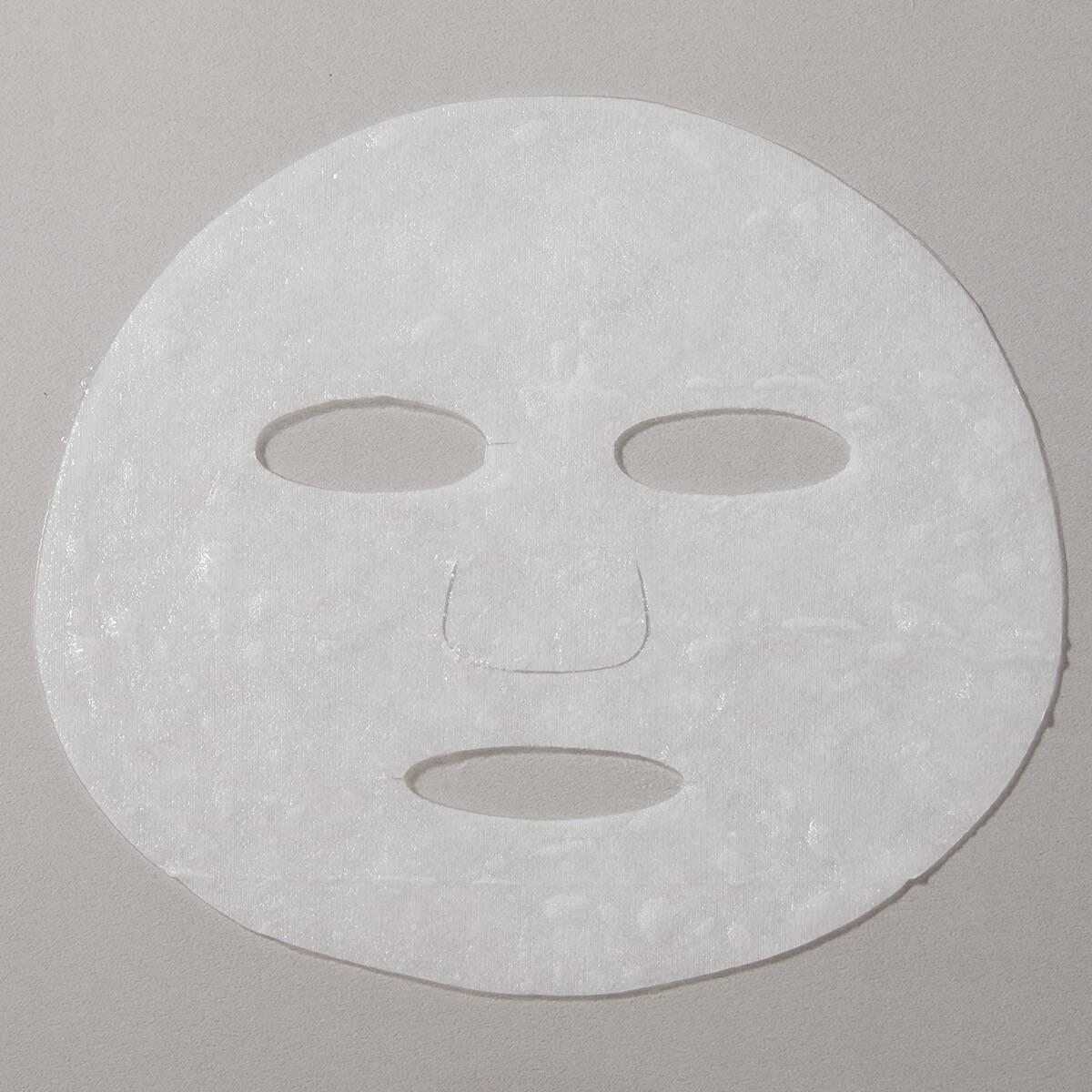 Abib(アビブ)『マイルド アシディック pH シートマスク アクア』の使用感をレポに関する画像4