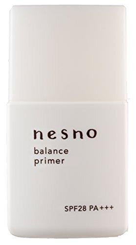 サラッとした塗り心地でお肌の色をワントーンアップ!人気のnesno(ネスノ)『バランスプライマー P1 ピンクベージュ』をご紹介に関する画像1