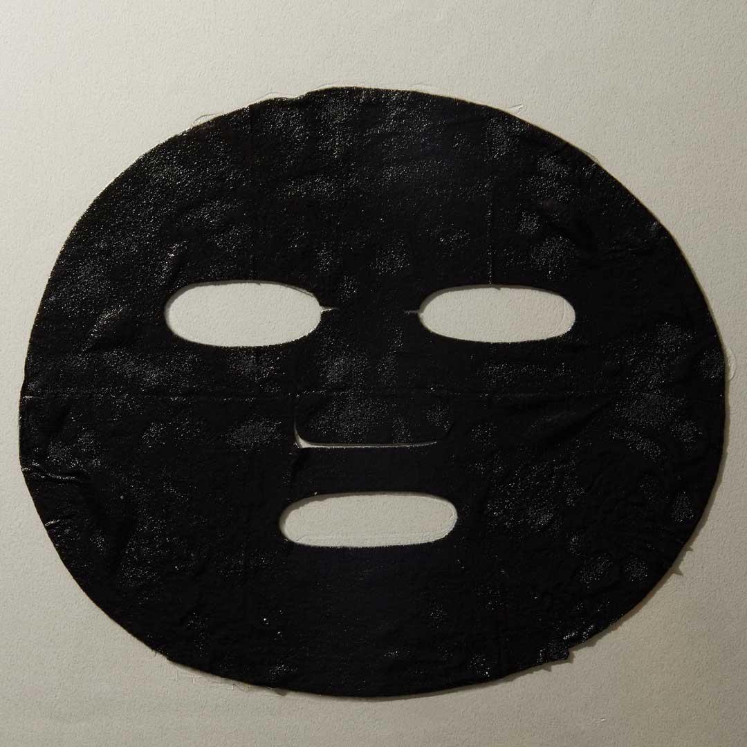 オルフェス『アクアモイスチャーシートマスク ディープブラック 1枚入り』の使用感をレポ!に関する画像4