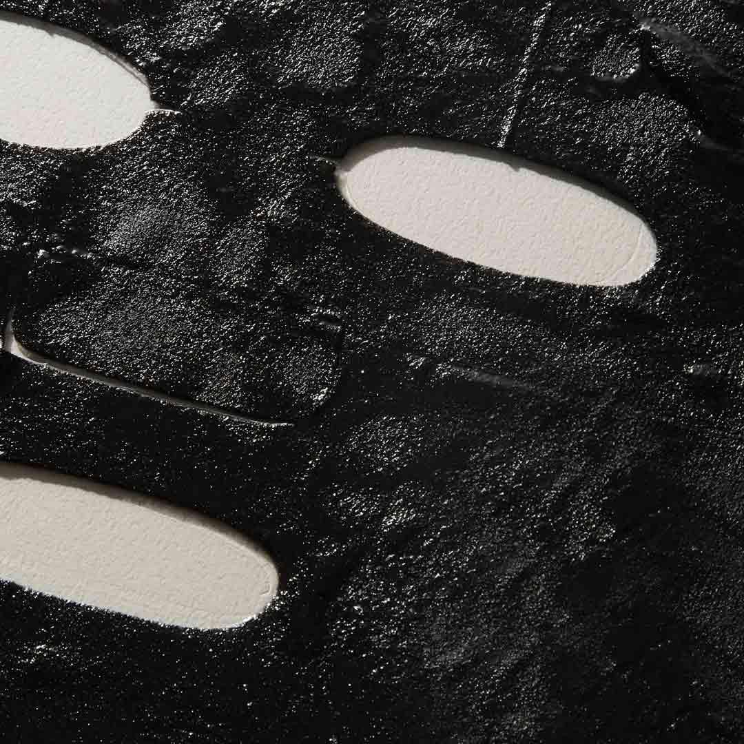 オルフェス『アクアモイスチャーシートマスク ディープブラック 1枚入り』の使用感をレポ!に関する画像7
