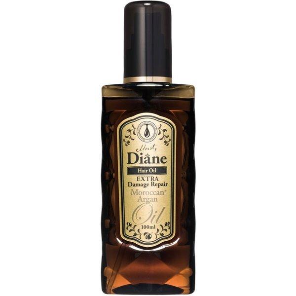 Moist Diane(モイスト・ダイアン)『ヘアトリートメントオイル エクストラダメージリペア』の使用感をレポに関する画像1