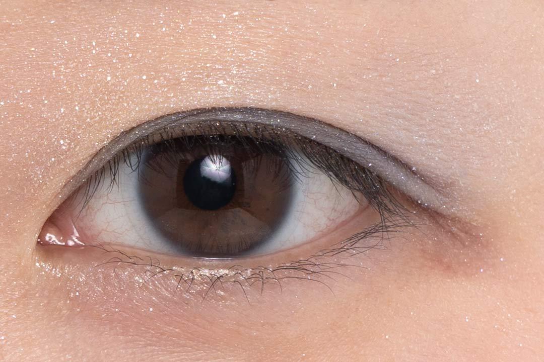 目元に宝石のような輝きを♡ ジュエリングアイズ『BR792 玉の輿』をレビューに関する画像34