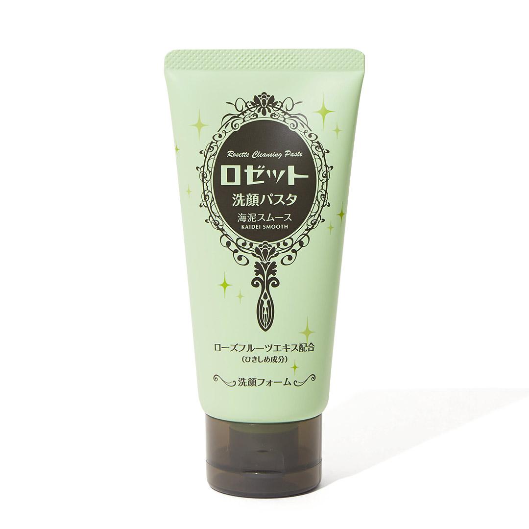 余分な皮脂や毛穴汚れもスッキリ! ロゼット洗顔パスタの海泥スムースをご紹介に関する画像1