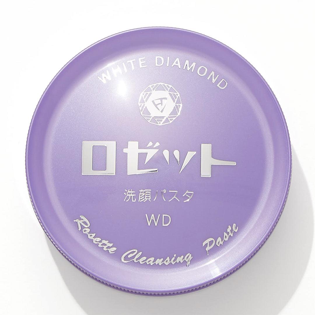 くすみが気になる方におすすめ! ロゼットの洗顔パスタ ホワイトダイヤをご紹介に関する画像1