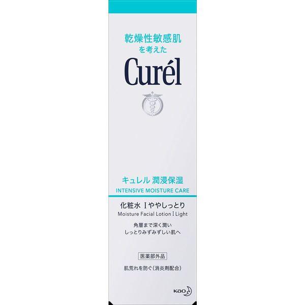 Curél(キュレル)『キュレル 潤浸保湿 化粧水 Ⅰ ややしっとり』の使用感をレポに関する画像1