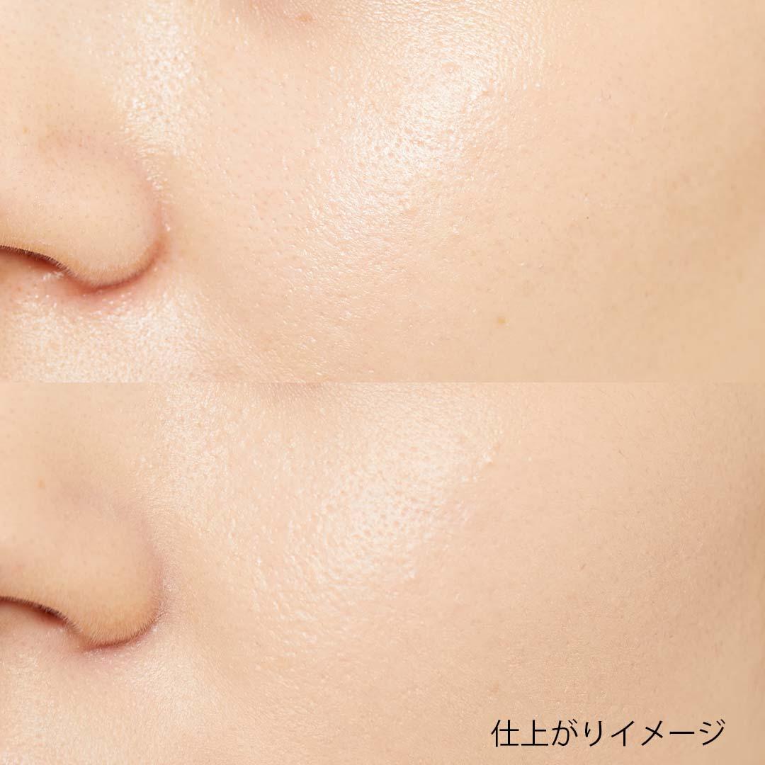 セザンヌ『BBクリーム 01 ライトオークル』の使用感をレポに関する画像4