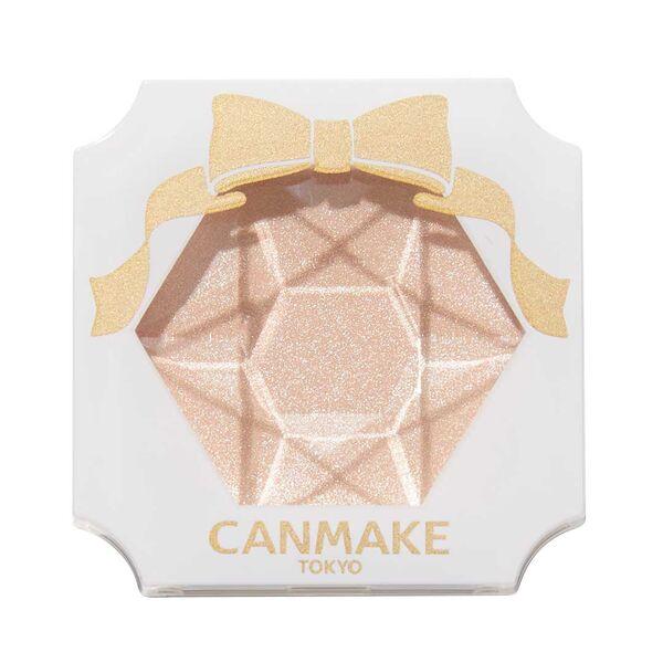 ツヤ肌にはもってこいのCANMAKE(キャンメイク)『クリームハイライター 01 ルミナスベージュ』 をご紹介に関する画像1