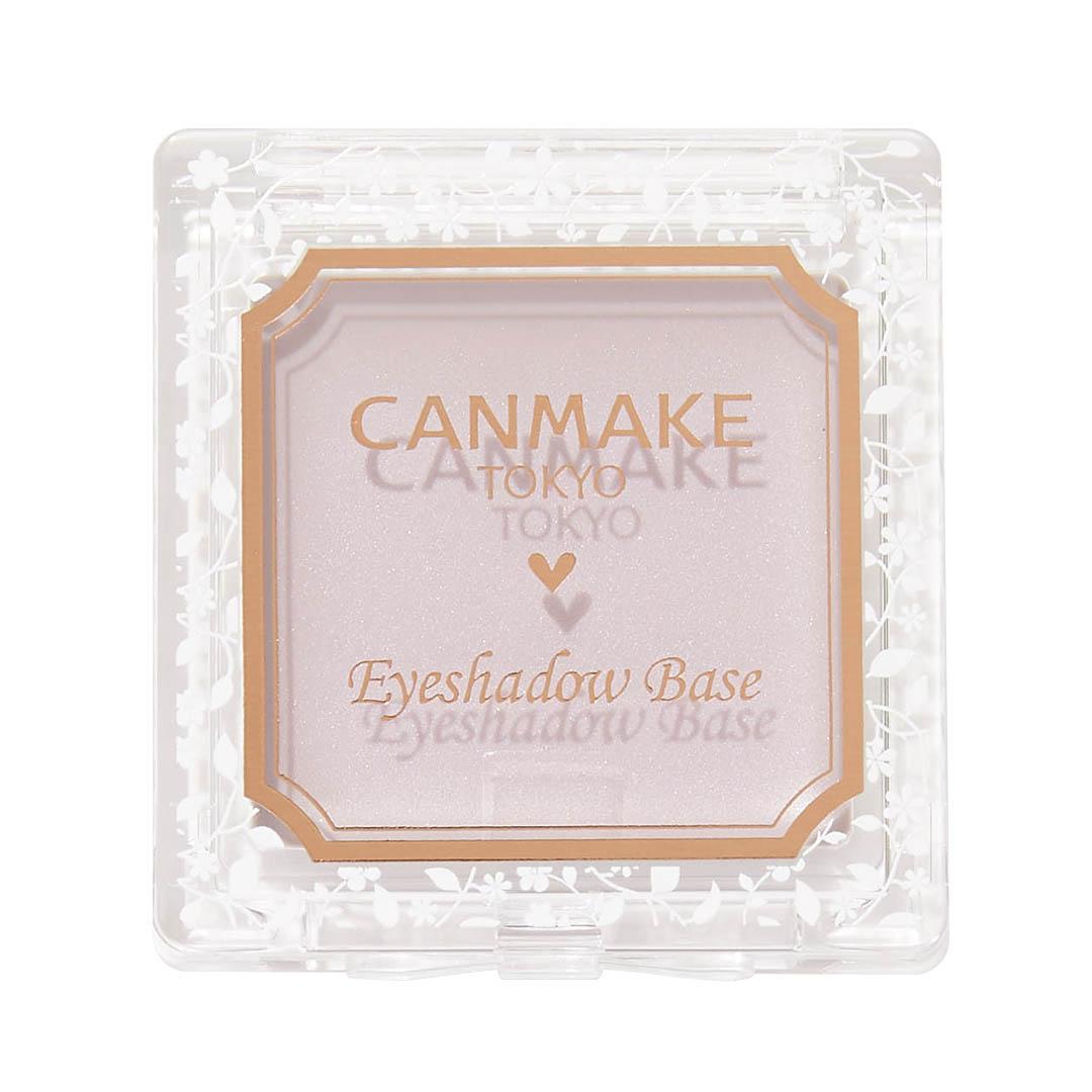 CANMAKE(キャンメイク)『アイシャドウベース ラディアントブルー』の使用感をレポ!に関する画像1