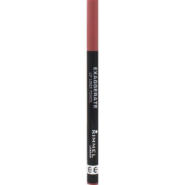RIMMEL(リンメル)『エグザジェレート リップライナーペンシル 002 スウィートな印象に仕上げるベビーピンク』の使用感をレポに関する画像1