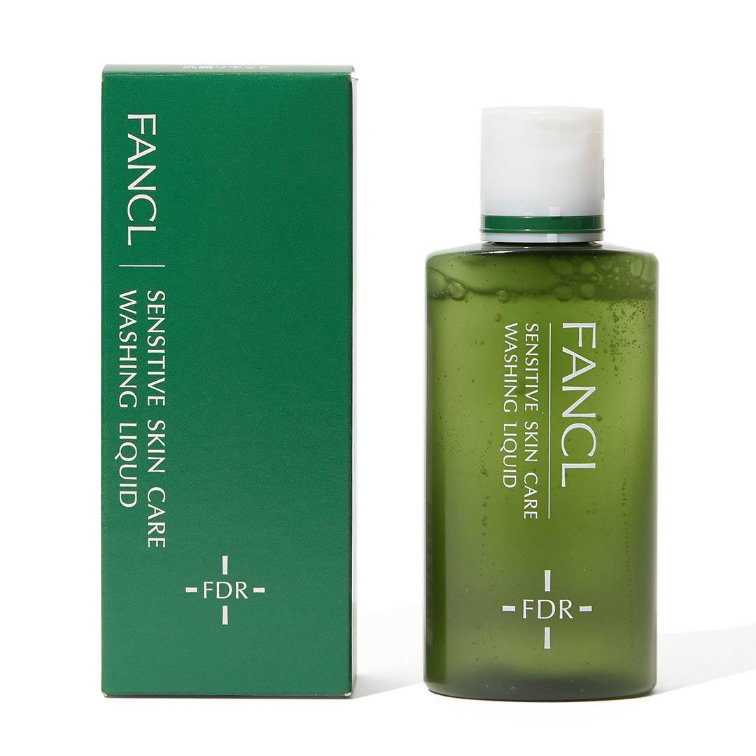 乾燥敏感肌さん必見!健やかな肌状態へと導くファンケルの洗顔リキッド に関する画像1