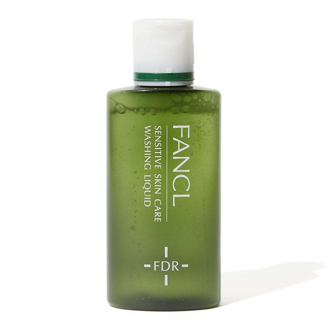 乾燥敏感肌さん必見!健やかな肌状態へと導くファンケルの洗顔リキッド に関する画像6