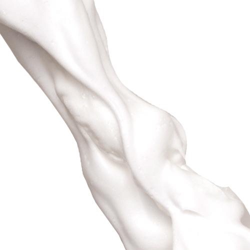 乾燥肌さんにおすすめ! 『モッチスキン 吸着泡洗顔』のモチモチ泡で時短洗顔♡に関する画像7