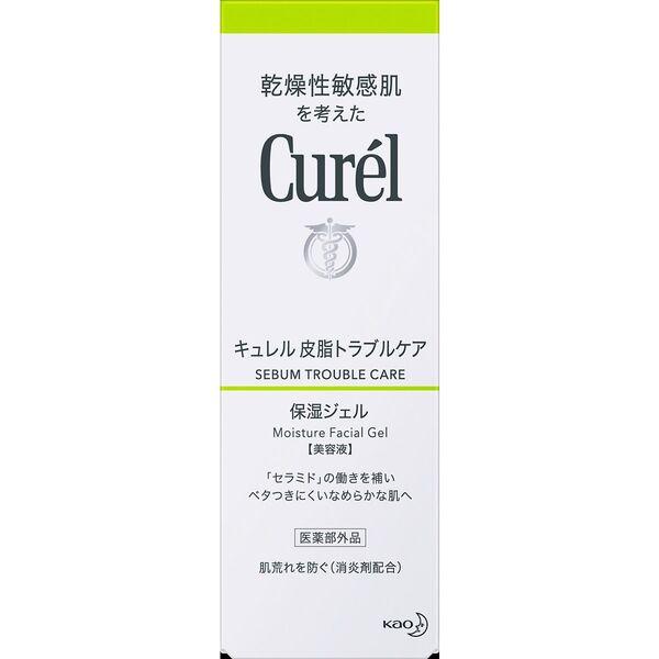 Curél(キュレル)『キュレル 皮脂トラブルケア保湿ジェル』の使用感をレポ!に関する画像4