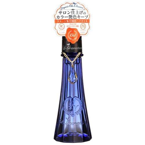 ヘアカラー長持ち!ルグラナチュレ『ヘアオイル ホワイトフラワーの香り』の使用感をレポ!に関する画像1