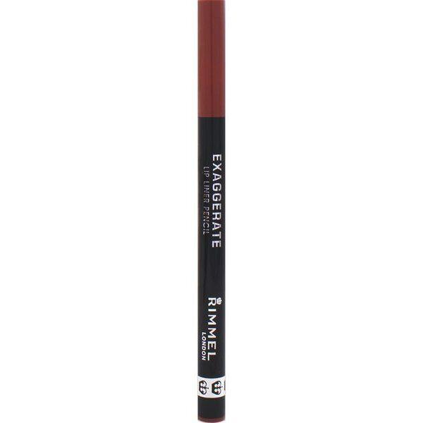 リンメル『エグザジェレート リップライナーペンシル 004ちょっぴり大人な印象に仕上げるウォームレッド』をご紹介に関する画像1