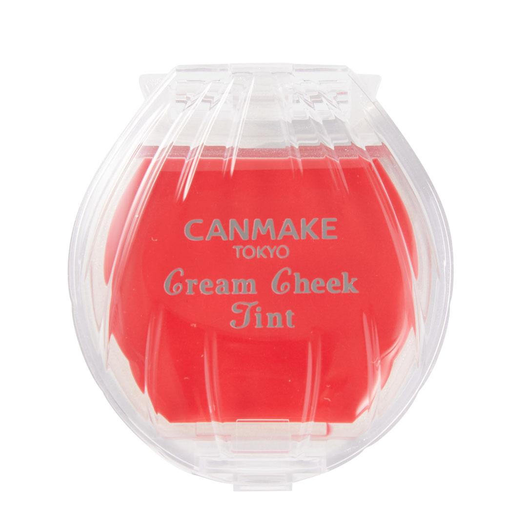 自然な発色を楽しめるCANMAKE(キャンメイク)『クリームチーク ティント 02 ハッピーストロベリー』をご紹介に関する画像9
