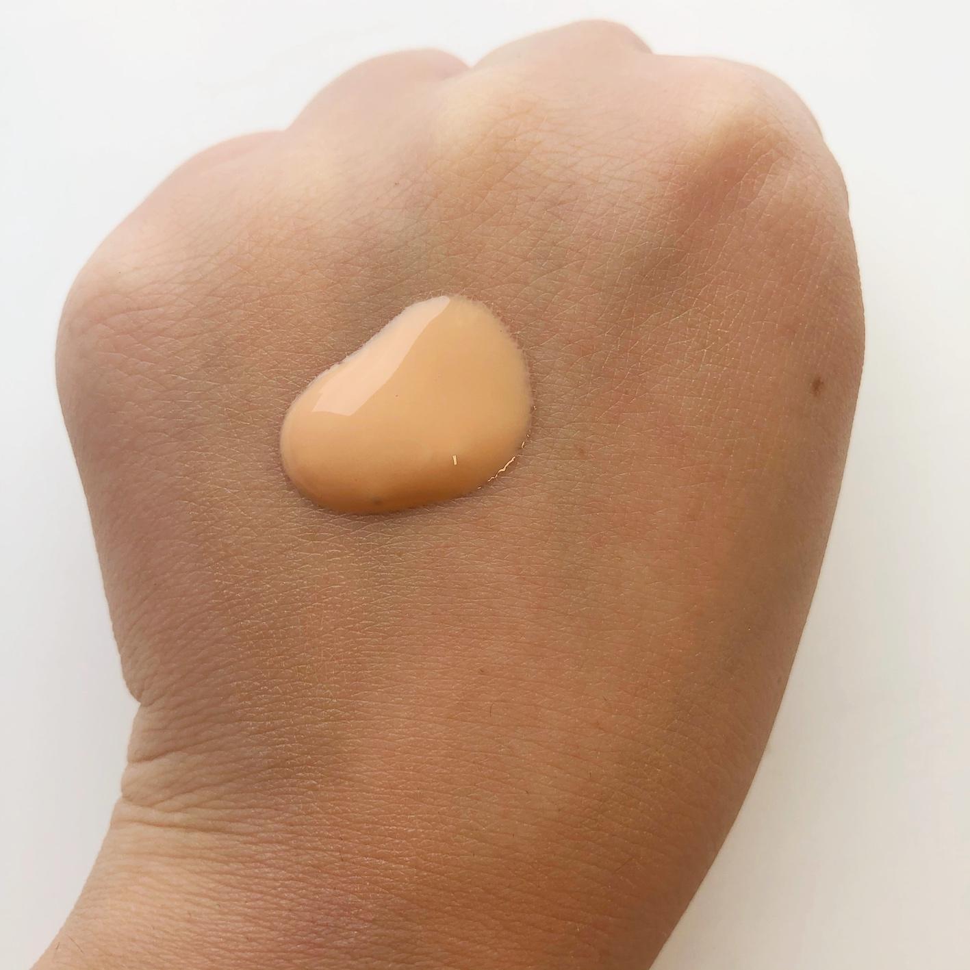 THREE アドバンスドハーモニープライマー コンフィデンス 優しく肌を包み込む美容液生まれのプライマーに関する画像10