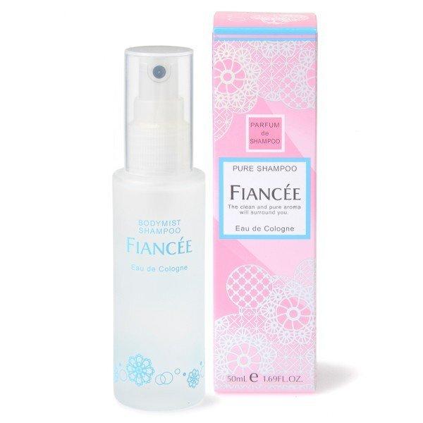 シャンプーのようなやさしい香りのFIANCEE(フィアンセ)『ボディミスト ピュアシャンプー』をご紹介に関する画像1