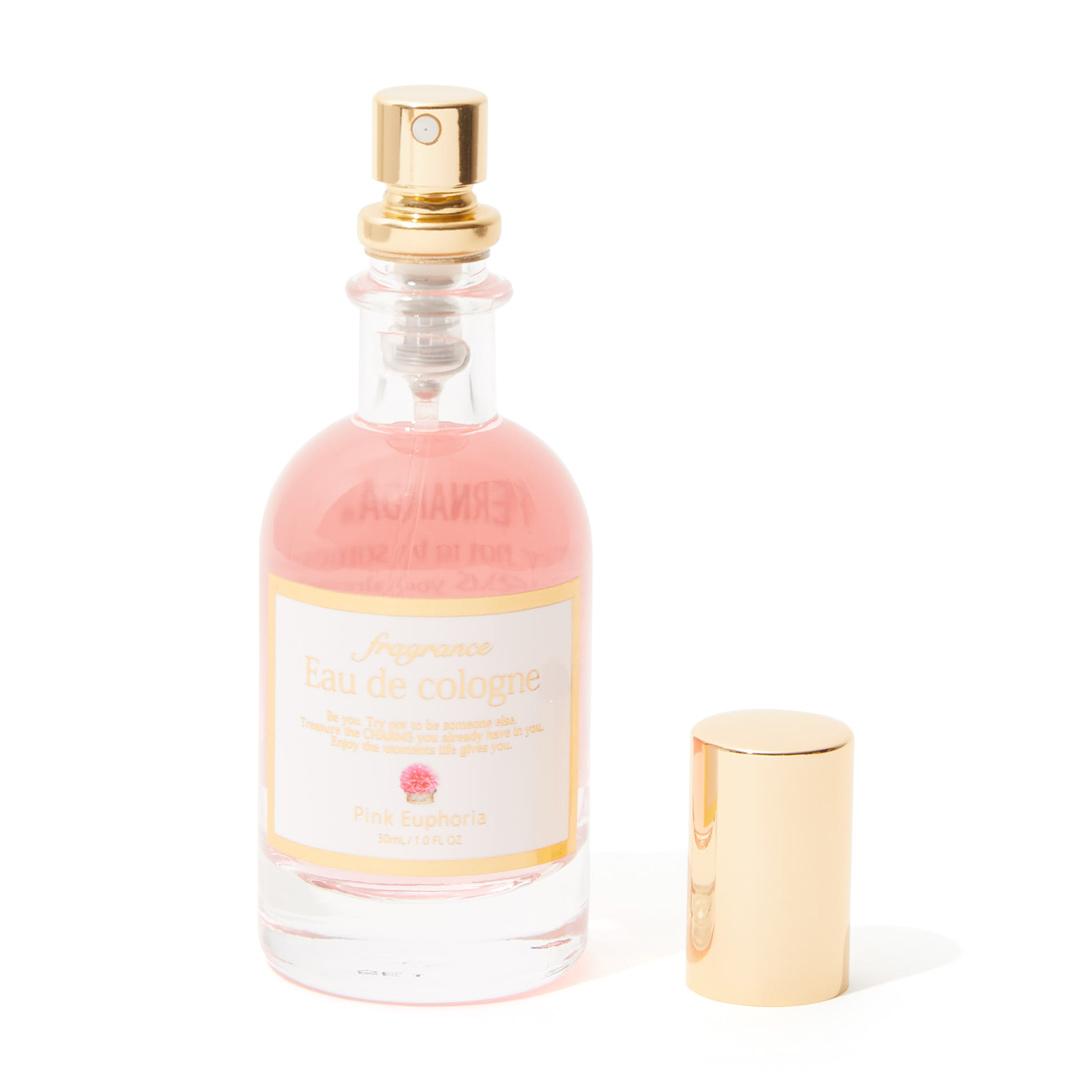 THE女の子な香り♡ 話題のモテ香水『オーデコロン ピンクエウフォリア』に関する画像6