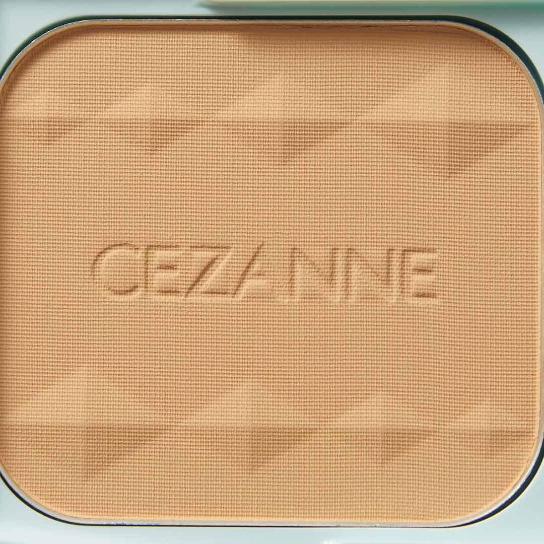 CEZANNE(セザンヌ)『UVファンデーションEX プラス EX3 オークル』の使用感をレポ!に関する画像4