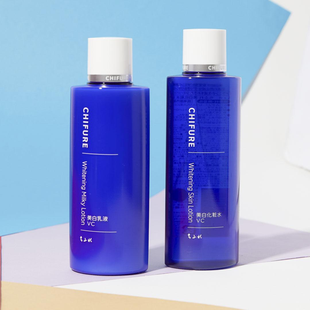 ちふれ『美白化粧水 VC』の使用感をレポに関する画像1