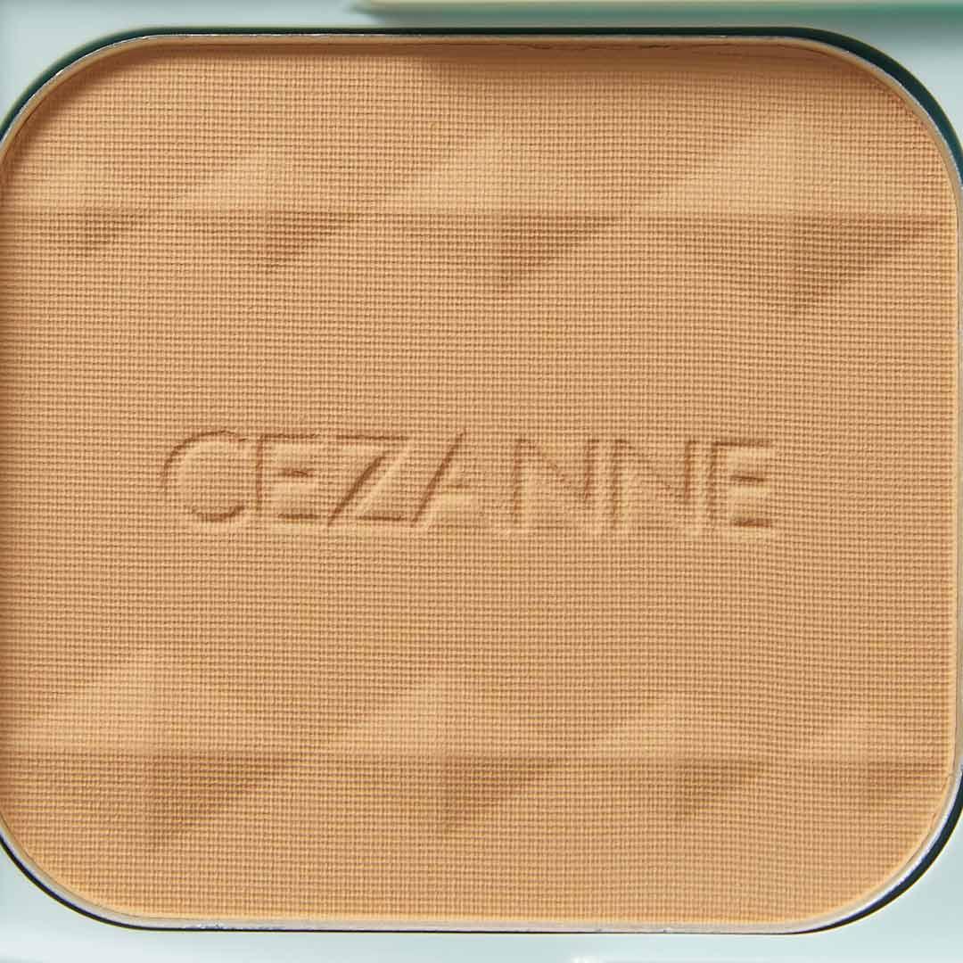 CEZANNE(セザンヌ)『UVファンデーションEX プラス EX4 ダークオークル』の使用感をレポ!に関する画像4