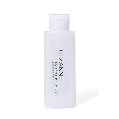 CEZANNE(セザンヌ)『モイスチュア リッチ エッセンスミルク』の使用感をレポに関する画像1