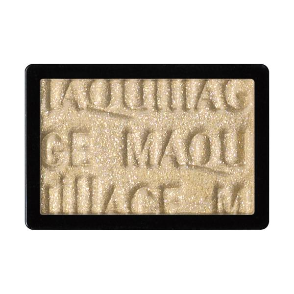MAQuillAGE(マキアージュ)『アイカラー N(パウダー) GD825 クリアカラー』の使用感をレポ!に関する画像4